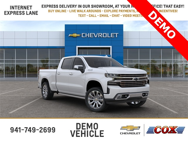 2020 Chevrolet Silverado 1500 Crew Cab 4x4, Pickup #0T392230 - photo 1