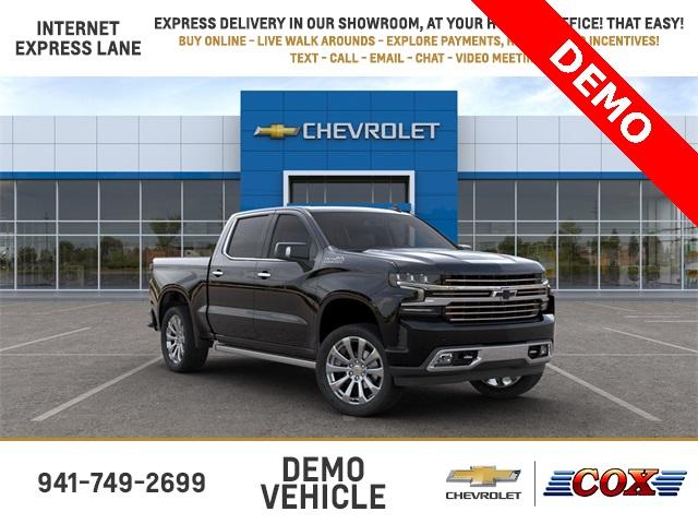 2020 Chevrolet Silverado 1500 Crew Cab 4x4, Pickup #0T393035 - photo 1