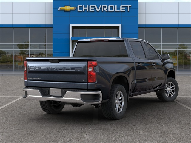 2020 Chevrolet Silverado 1500 Crew Cab 4x2, Pickup #0T423243 - photo 1