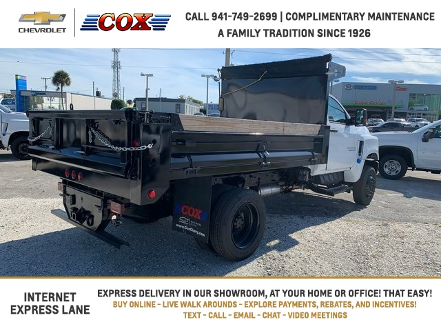 2020 Chevrolet Silverado 5500 Regular Cab DRW 4x4, Godwin Dump Body #0X381997 - photo 1