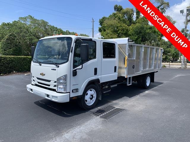 2021 LCF 3500 4x2,  Premier Truck Center Landscape Dump #1F201428 - photo 3