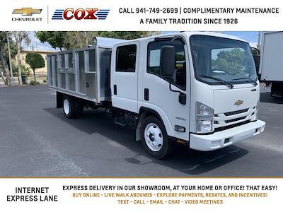 2021 LCF 3500 4x2,  Premier Truck Center Landscape Dump #1F201428 - photo 1
