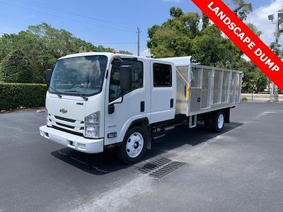 2021 Chevrolet LCF 4500 4x2, Premier Truck Center Landscape Dump #1F202457 - photo 2