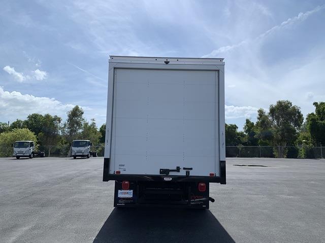 2021 Chevrolet Express 3500 4x2, J&B Truck Body Cutaway Van #1G007721 - photo 1