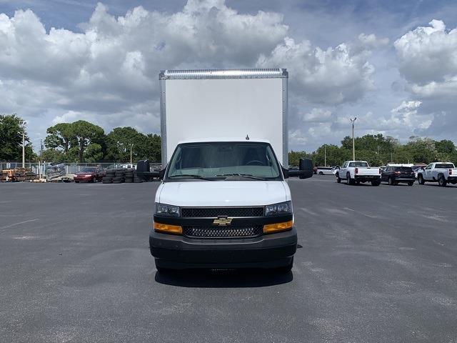2021 Chevrolet Express 3500 DRW 4x2, J&B Truck Body Cutaway Van #1G008901 - photo 3