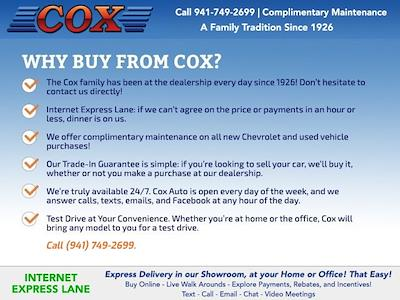 2021 Chevrolet Express 3500 DRW 4x2, J&B Truck Body Cutaway Van #1G008901 - photo 16