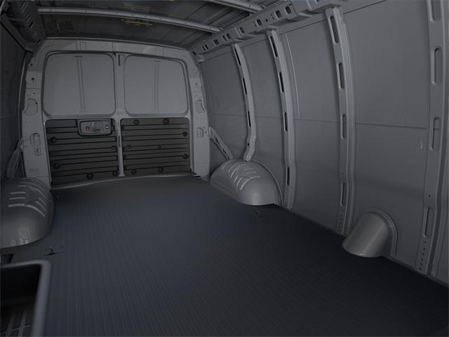 2021 Chevrolet Express 2500 4x2, Adrian Steel Upfitted Cargo Van #1G168320 - photo 1