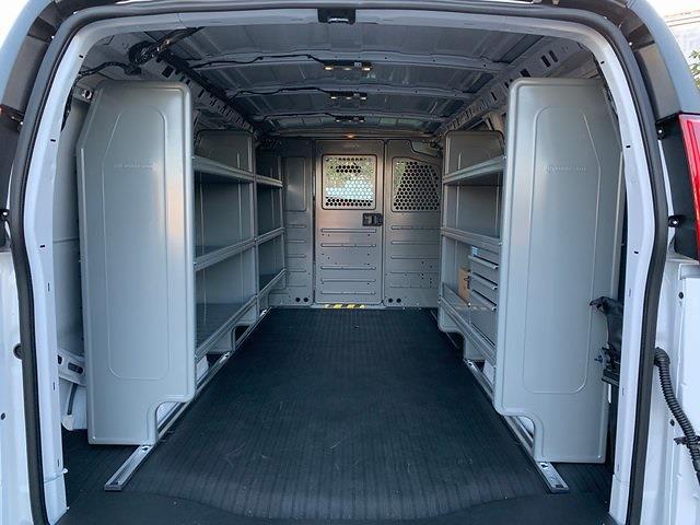 2021 Chevrolet Express 2500 4x2, Adrian Steel Upfitted Cargo Van #1G168411 - photo 1
