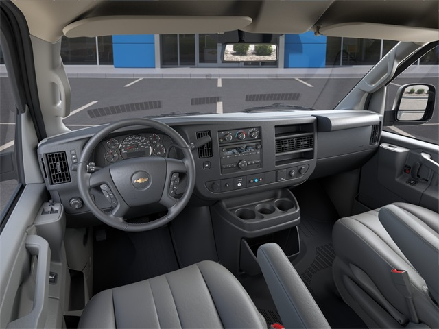 2021 Chevrolet Express 2500 4x2, Adrian Steel Commercial Shelving Upfitted Cargo Van #1G168472 - photo 13
