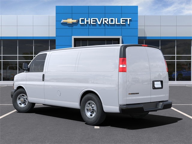 2021 Chevrolet Express 2500 4x2, Adrian Steel Commercial Shelving Upfitted Cargo Van #1G168472 - photo 5