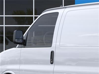 2021 Chevrolet Express 2500 4x2, Adrian Steel Commercial Shelving Upfitted Cargo Van #1G168472 - photo 11