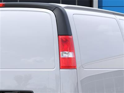 2021 Chevrolet Express 2500 4x2, Adrian Steel Commercial Shelving Upfitted Cargo Van #1G168472 - photo 10