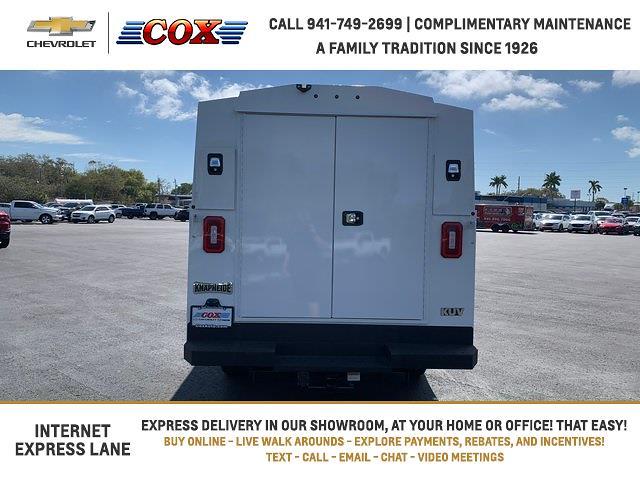 2021 Chevrolet Express 3500 4x2, Knapheide Service Utility Van #1G170811 - photo 1