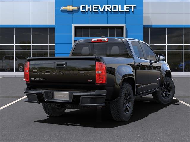 2021 Chevrolet Colorado Crew Cab 4x4, Pickup #1L275713 - photo 1