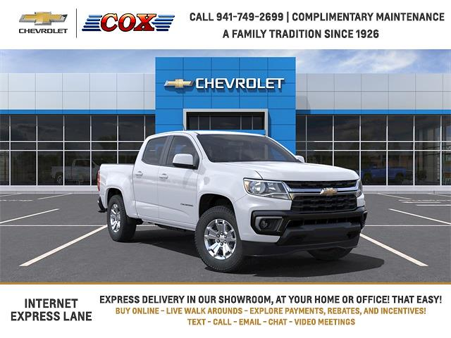 2021 Chevrolet Colorado Crew Cab 4x2, Pickup #1L276618 - photo 1