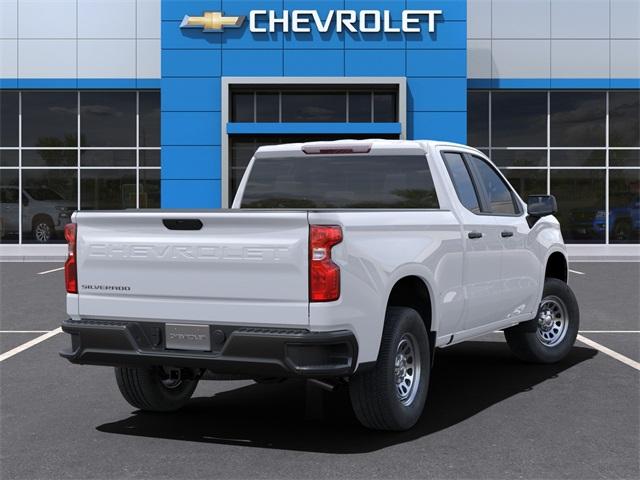 2021 Chevrolet Silverado 1500 Double Cab 4x2, Pickup #1T101315 - photo 1