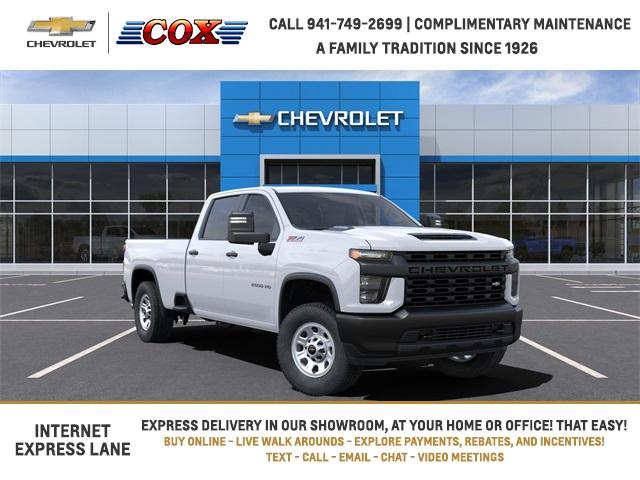 2021 Chevrolet Silverado 2500 Crew Cab 4x4, Pickup #1T103874 - photo 1