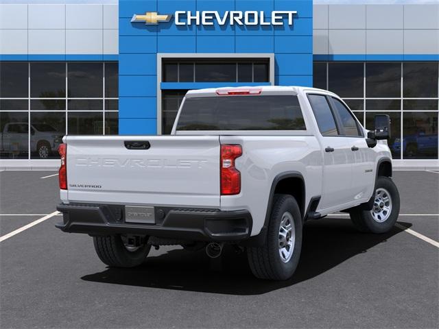 2021 Chevrolet Silverado 2500 Crew Cab 4x4, Pickup #1T104534 - photo 1