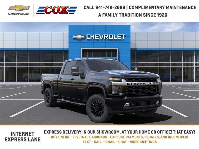 2021 Chevrolet Silverado 2500 Crew Cab 4x4, Pickup #1T142051 - photo 1