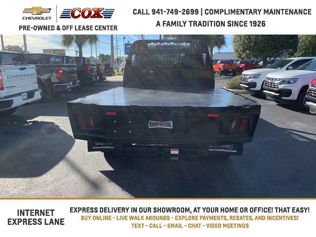 2021 Chevrolet Silverado 3500 Crew Cab 4x4, Knapheide Platform Body #1T149548 - photo 1