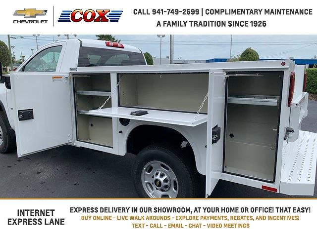 2021 Chevrolet Silverado 2500 Regular Cab 4x2, Service Body #1T203216 - photo 1