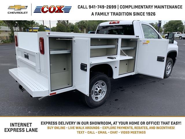 2021 Chevrolet Silverado 2500 Regular Cab 4x2, Reading Service Body #1T224140 - photo 1