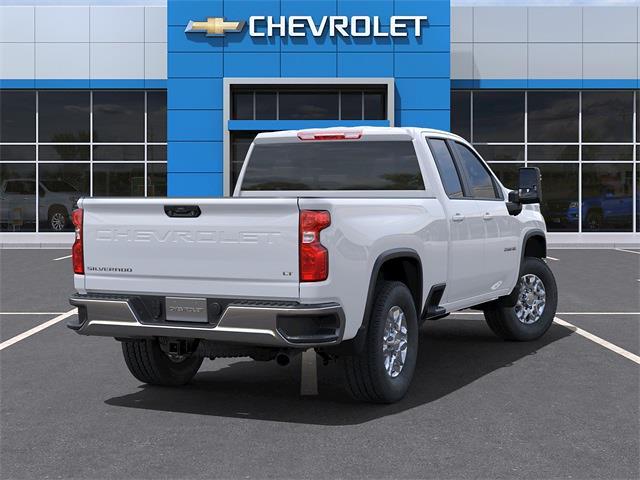 2021 Chevrolet Silverado 2500 Double Cab 4x4, Pickup #1T295780 - photo 1