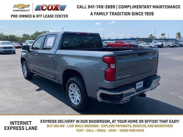 2021 Chevrolet Silverado 1500 Crew Cab 4x4, Pickup #1T311728 - photo 1