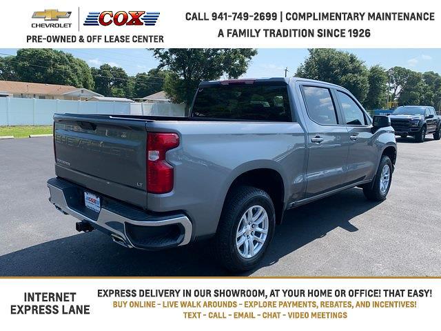 2021 Chevrolet Silverado 1500 Crew Cab 4x4, Pickup #T294279A - photo 1