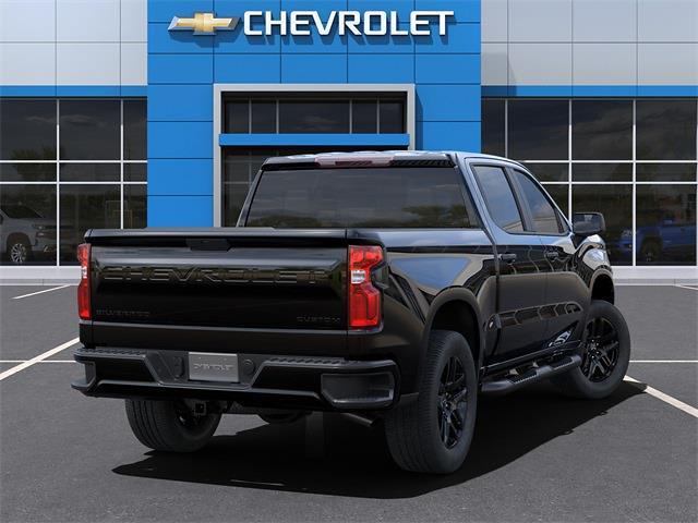 2021 Chevrolet Silverado 1500 Crew Cab 4x2, Pickup #1T313197 - photo 1