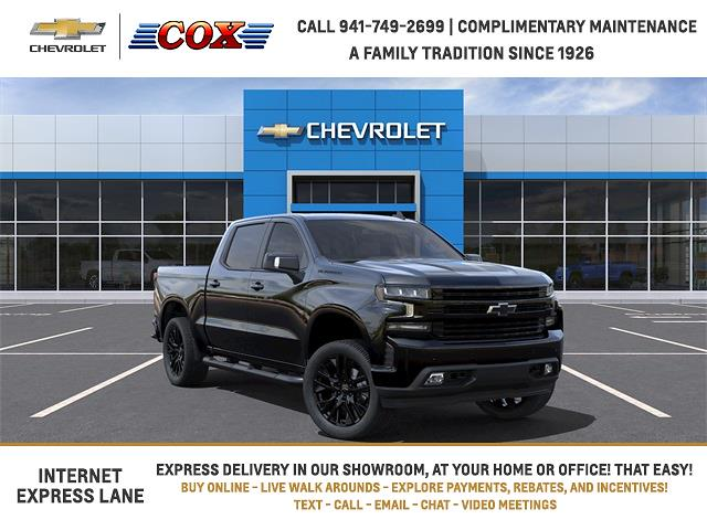 2021 Chevrolet Silverado 1500 Crew Cab 4x2, Pickup #1T315138 - photo 1