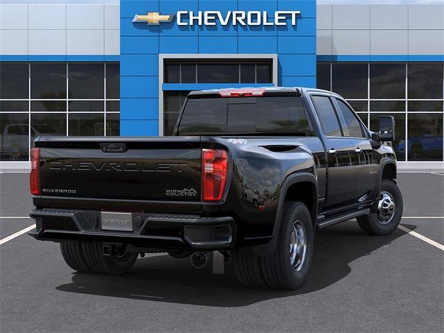 2021 Chevrolet Silverado 3500 Crew Cab 4x4, Pickup #1T317115 - photo 1