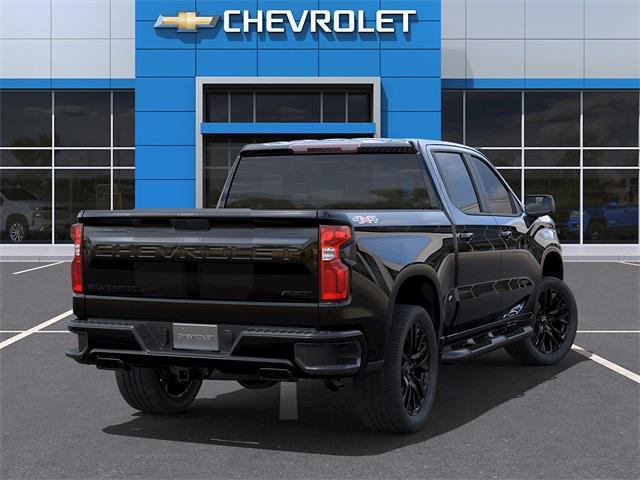 2021 Chevrolet Silverado 1500 Crew Cab 4x4, Pickup #1T369463 - photo 1