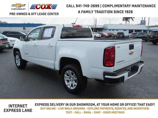 2020 Chevrolet Colorado Crew Cab 4x2, Pickup #27593E - photo 1