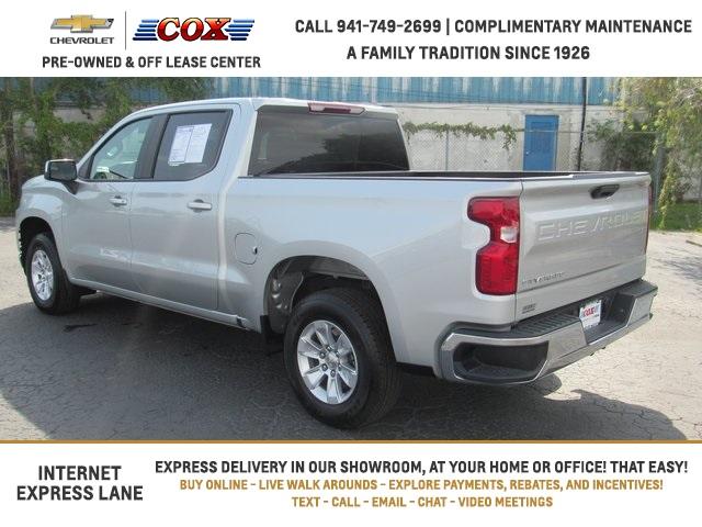 2020 Chevrolet Silverado 1500 Crew Cab 4x2, Pickup #27596E - photo 1