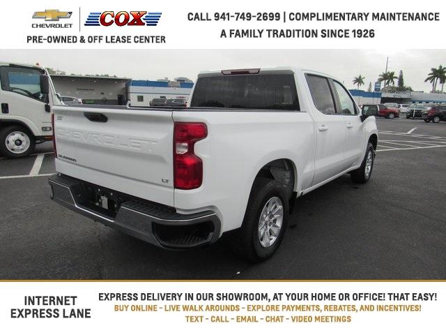 2020 Chevrolet Silverado 1500 Crew Cab 4x2, Pickup #28075E - photo 1