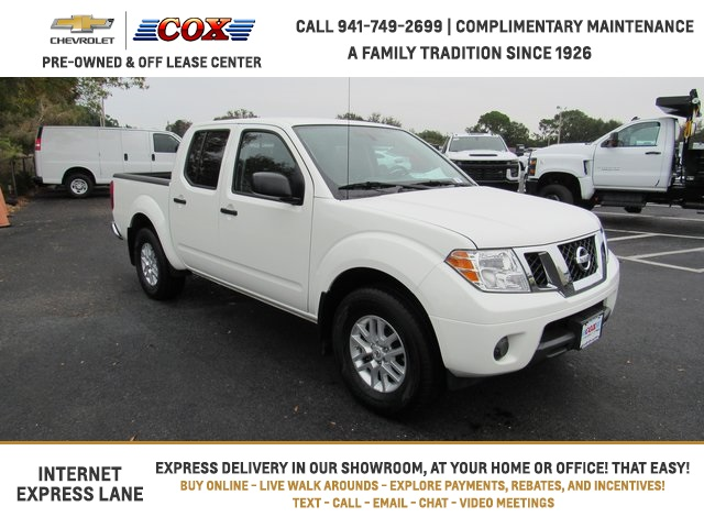 2019 Nissan Frontier Crew Cab 4x2, Pickup #28138R - photo 1