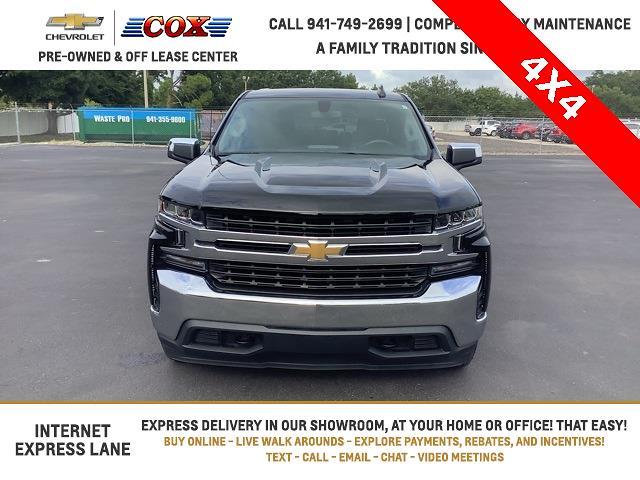 2020 Chevrolet Silverado 1500 Crew Cab 4x4, Pickup #28542E - photo 1