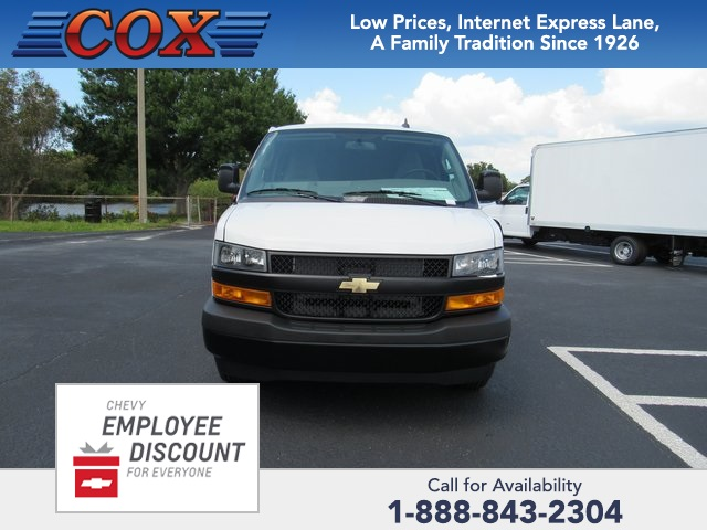 2019 Express 2500 4x2, Empty Cargo Van #9G372048 - photo 3