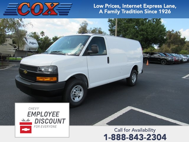 2019 Express 2500 4x2, Empty Cargo Van #9G372048 - photo 4