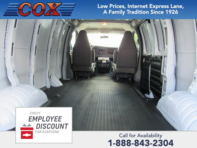 2019 Express 2500 4x2, Empty Cargo Van #9G372048 - photo 2