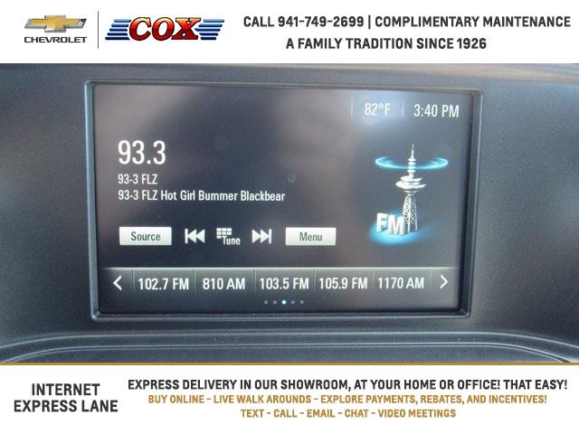 2019 Silverado 5500 Crew Cab DRW 4x4, Knapheide Concrete Concrete Body #9T160291 - photo 28
