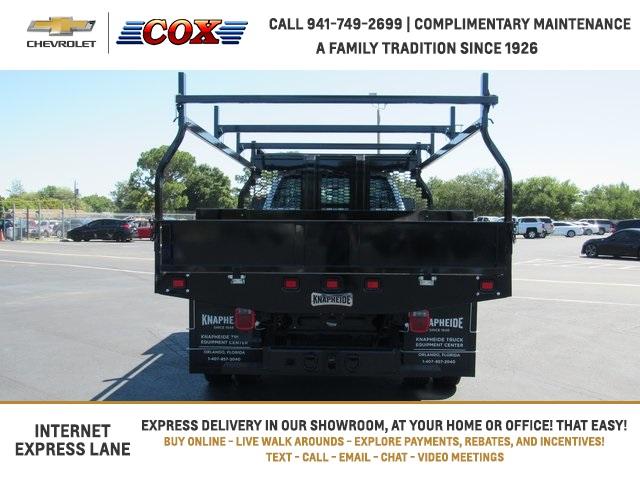 2019 Chevrolet Silverado 5500 Crew Cab DRW 4x4, Cab Chassis #9T160291 - photo 1