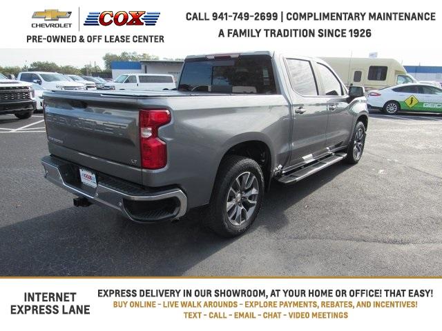 2019 Chevrolet Silverado 1500 Crew Cab 4x2, Pickup #T189025A - photo 1