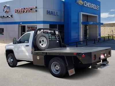 2019 Sierra 3500 Regular Cab DRW 4x2,  CM Truck Beds Dealers Truck Platform Body #C19333 - photo 2