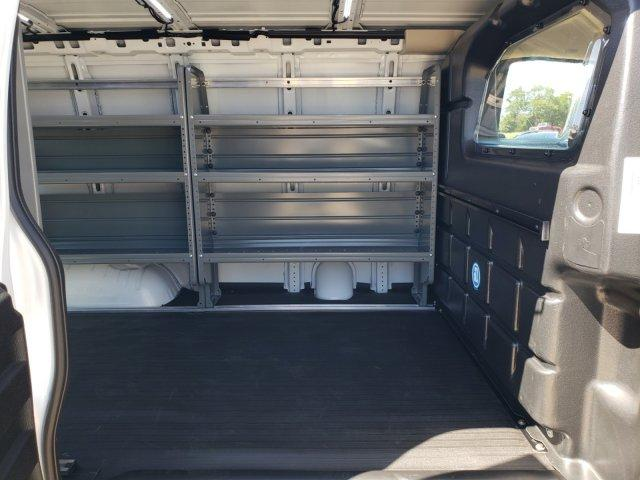 2019 Savana 2500 4x2, Adrian Steel Base Shelving Upfitted Cargo Van #C19350 - photo 7