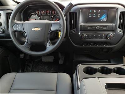 "2020 Silverado Medium Duty Crew Cab DRW 4x4, 9' 6"" CUSTOM HAULER BED  #C20027 - photo 13"