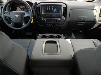 "2020 Silverado Medium Duty Crew Cab DRW 4x4, 9' 6"" CUSTOM HAULER BED  #C20027 - photo 14"