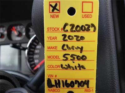 "2020 Silverado Medium Duty Crew Cab DRW 4x4, 9' 6"" CUSTOM HAULER BED  #C20027 - photo 19"