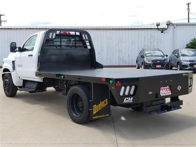 2020 Chevrolet Silverado Medium Duty Regular Cab DRW RWD, CM Truck Beds RD Model Platform Body #C20258 - photo 5